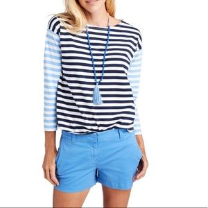 NWT Vineyard and Vines Mixed Stripe Knit Top